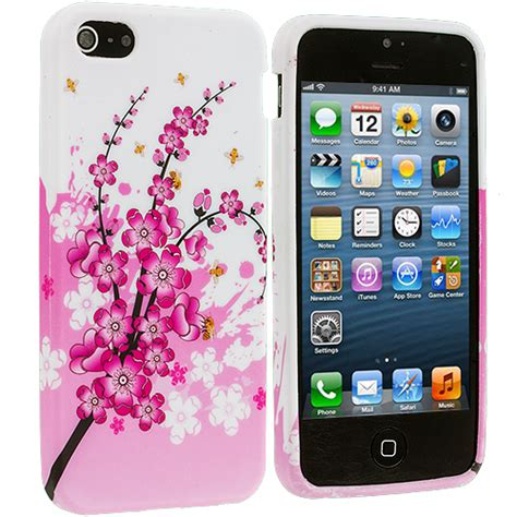 For Iphone 5 5s 5g Soft Bird for iphone 5s 5 5g color tpu design soft rubber skin cover accessory ebay