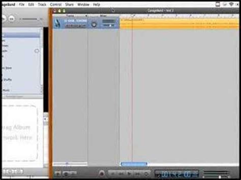 Garageband Import Mp3 How Import An Mp3 In Garageband And Record A Vocal