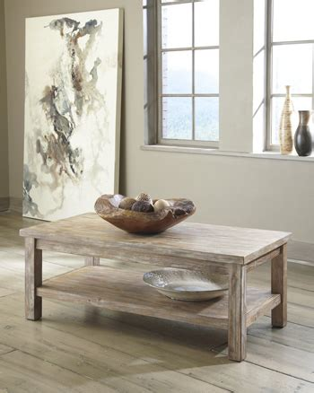 rustic accents coffee table gage furniture
