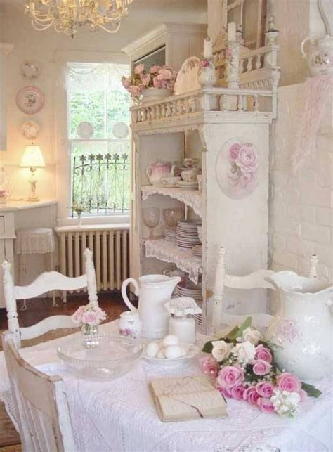 shabby chic colour schemes pink and white colour scheme shabby chic kitchen ideas