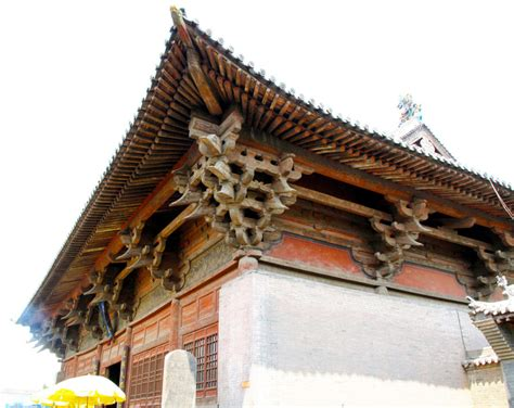 earthquake architecture the 2 500 year old bracket that protects china s forbidden