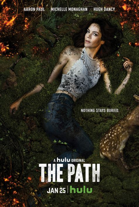 The Path photo flash hulu releases key and character teases