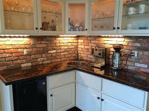 brick tile kitchen backsplash rustic and 25 amazing