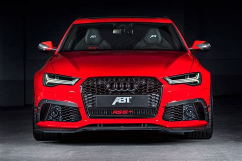 Audi A4 Abt Tuning by Abt Rs6 Abt Sportsline