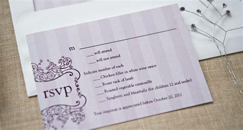 Online Wedding RSVP Etiquette   RSVPify.