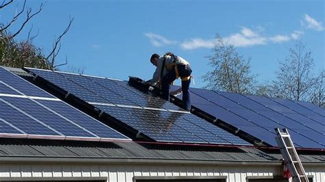 running a house on solar power how to run your home on a solar power system