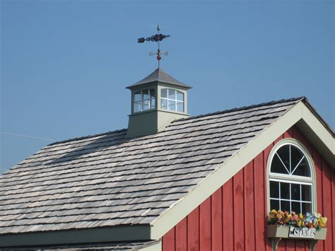 Barn Cupola Wooden Storage Sheds Syracuse Details Section Sheds