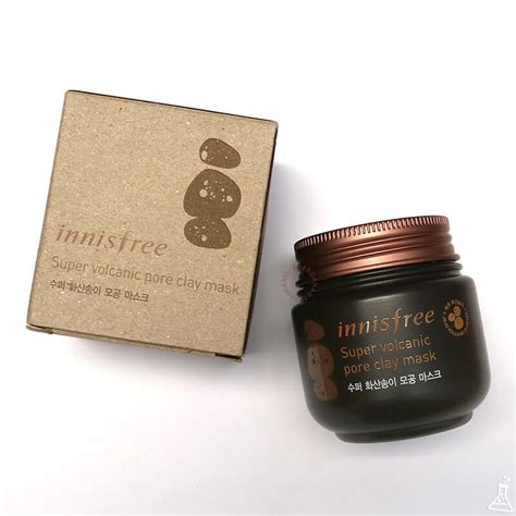 Masker Innisfree Di Indonesia innisfree volcanic pore clay mask review labollatorium