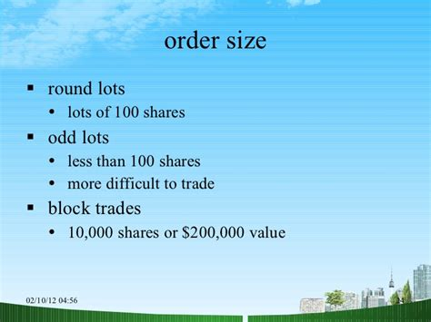 Mba Finance Difficulty by The Common Stock Market Ppt Mba Finance