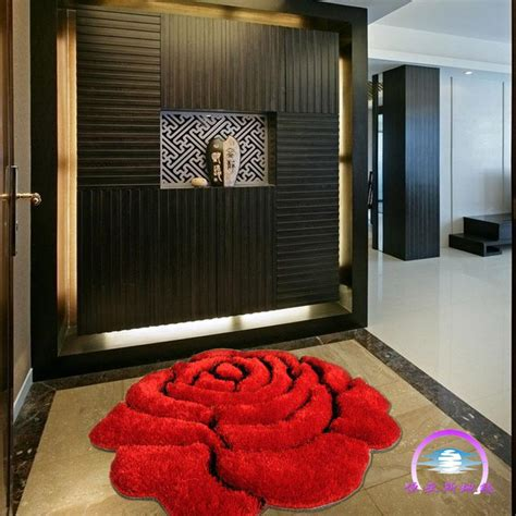 red rugs for bedroom red carpet for wedding round rose carpets chic floral rugs