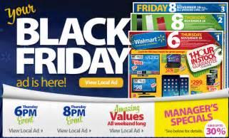 Walmart s black friday ad is live plus jump start black friday sales