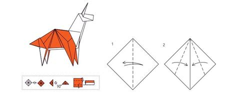 origami blueprints canonical publishes plans for origami unicorns softpedia