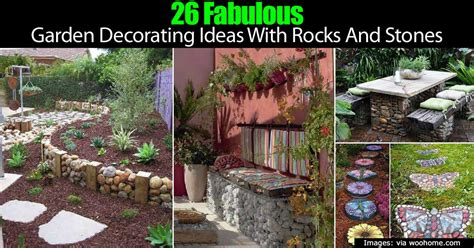 rocks in the garden how to use landscape rocks and stones in the garden