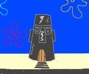 squidward s house quot not even squidward s house quot