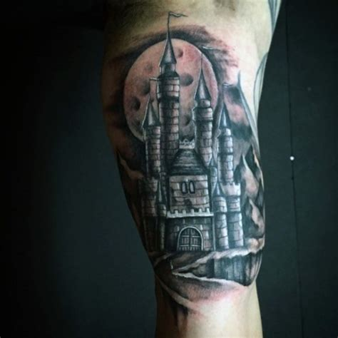castle tattoo rate pictures to pin on pinterest tattooskid