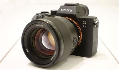 Jual Sony A7 Iii by Sony Alpha A7 Iii Preview Cameralabs