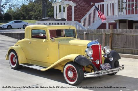 1932 Chrysler Coupe by 1932 Chrysler C1 Rumble Seat Coupe Rod