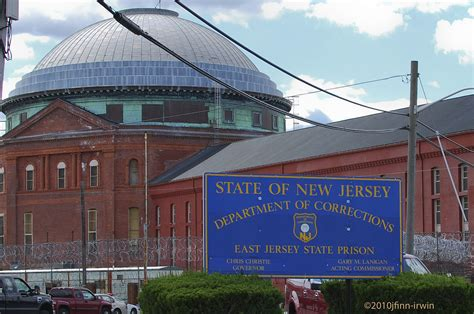 New Jersey Prison Inmate Records East Jersey State Prison