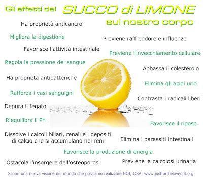 magnesio supremo point controindicazioni non cromopuntura gli effetti succo di limone