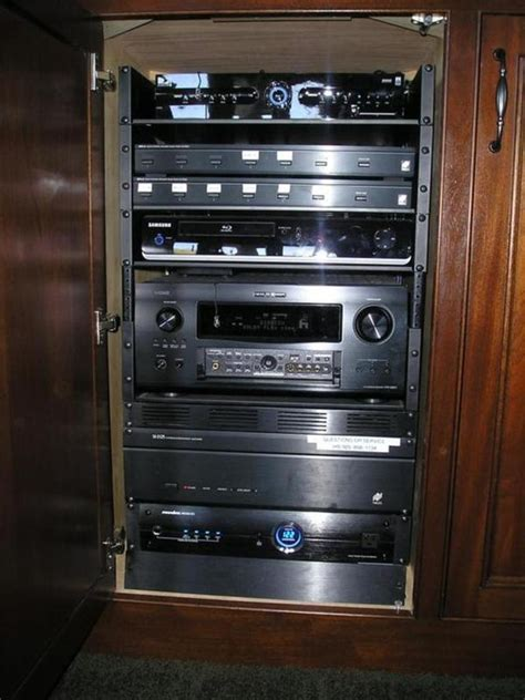 Home Audio Rack by Wall Mount Home Theater Rack 187 Design And Ideas