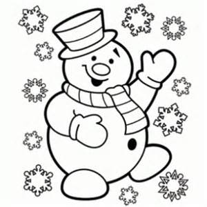 Snowman coloring page all about christmas coloring pages for kids