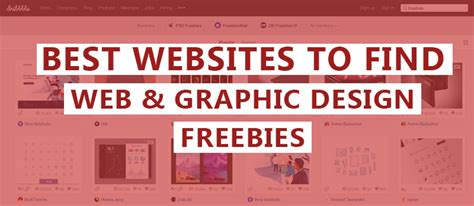 Best Website To Find For Free Best Websites To Find Web Graphic Design Freebies