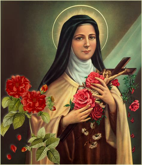 Theresia Cape Pink Tk Hioy st therese of lisieux images