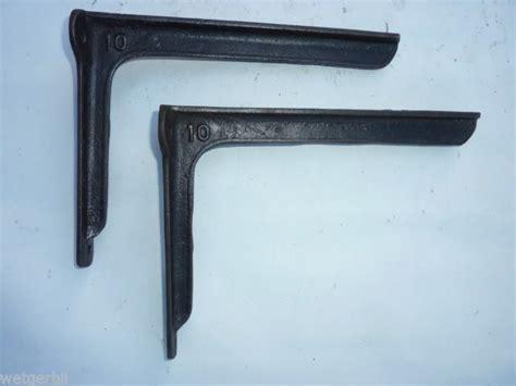 Antique Iron Shelf Brackets by Antique Iron Shelf Brackets Shelving Ideas