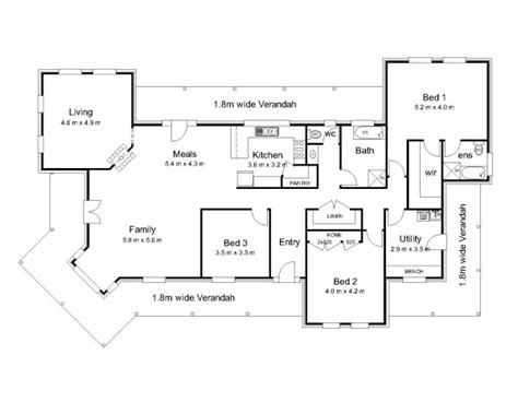 australian colonial house plans the wilkinson 171 australian house plans