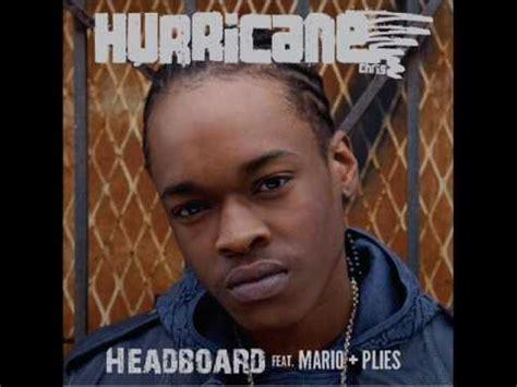 Hurricane Chris Headboard Mp3 by Hurricane Chriss Feat Piles Mario Headboard