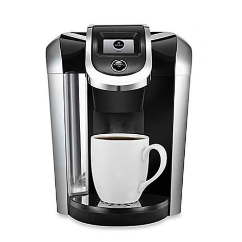 bed bath and beyond keurig keurig 174 hot 2 0 k475 plus series brewing system www