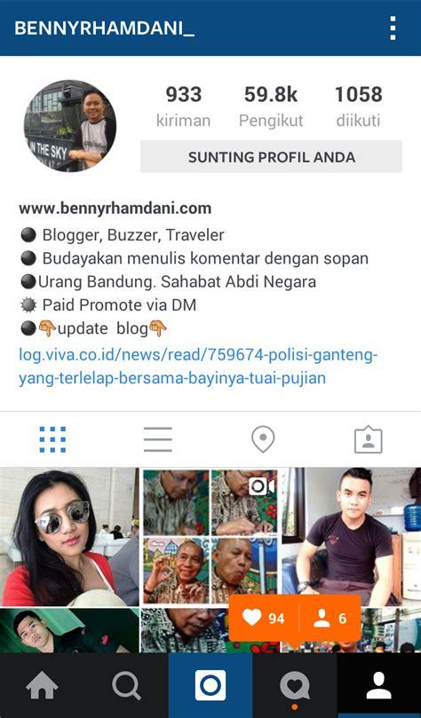 cara membuat nama instagram yang keren cara mendapat banyak follower di instagram a k s a r a k u