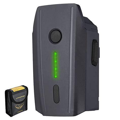 Promo Dji Mavic Lipo Safe Bag Battery 1 powerextra 43 6wh dji mavic pro drone battery with lipo
