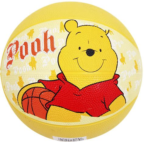 winnie the pooh rubber st disney winnie the pooh rubber basketball size 3