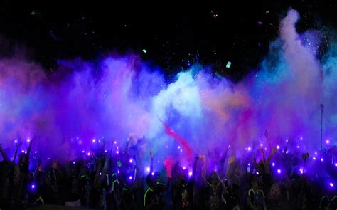 glow in the paint cebu bacolod gets ready for color manila s cm blacklight run