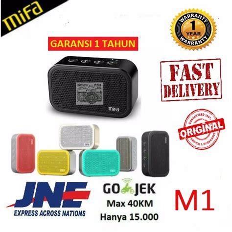 Speaker Bluetooth Aktif M 335 garansi speaker xiaomi mifa m1 portable cube bluetooth