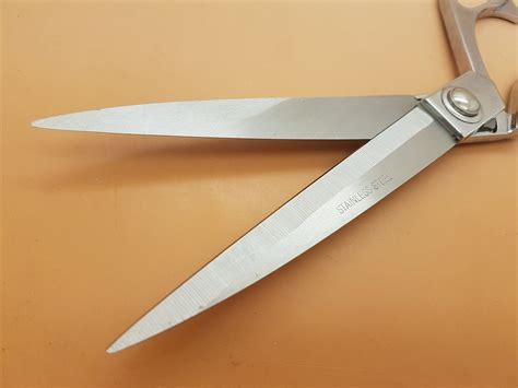 Gunting Serbaguna Merk jual gunting kain stainless steel 10 quot merk ishuem