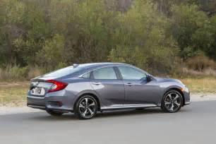 2016 Honda Civics 2016 Honda Civic Sedan Revealed In Priced From 19 475