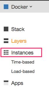 docker ec2 tutorial docker on aws opsworksチュートリアル developers io