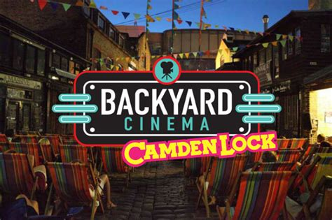 backyard cinema backyard cinema camden lock london on the inside