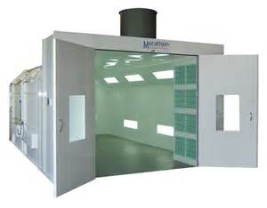 spray paint booth industrial finishing spray paint booth reverse air flow marathon spray booths