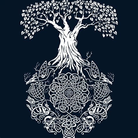 design by humans 3 for 25 yggdrasil tree of life by design by humans on deviantart