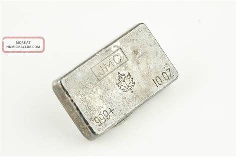 10 Oz Silver Bar Value Canada - jmc canada maple leaf sted 999 silver troy marked