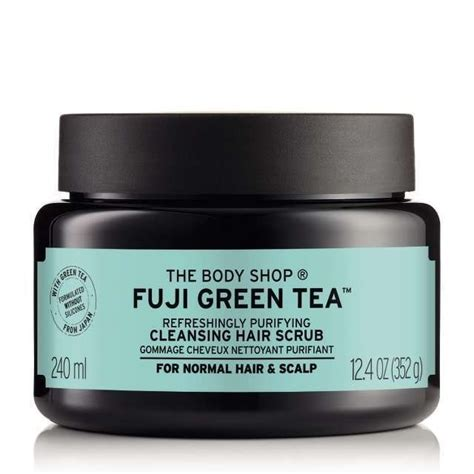 Hair Detox Shoo Stores by Hair Fuji Green Tea Refreshingly Purifying Cleansing