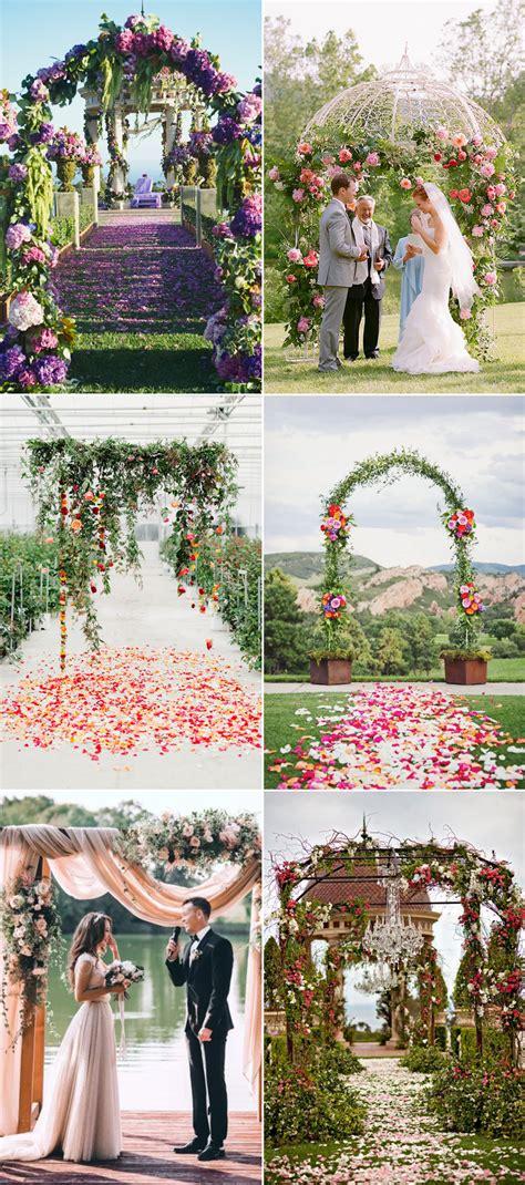 Wedding Altar Decorations by Charming Wedding Altar Ideas Suitable For Summer Wedding