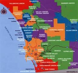 san diego school district map missouri map