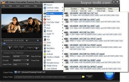format factory full türkçe indir wonderfox hd video converter factory pro v11 2