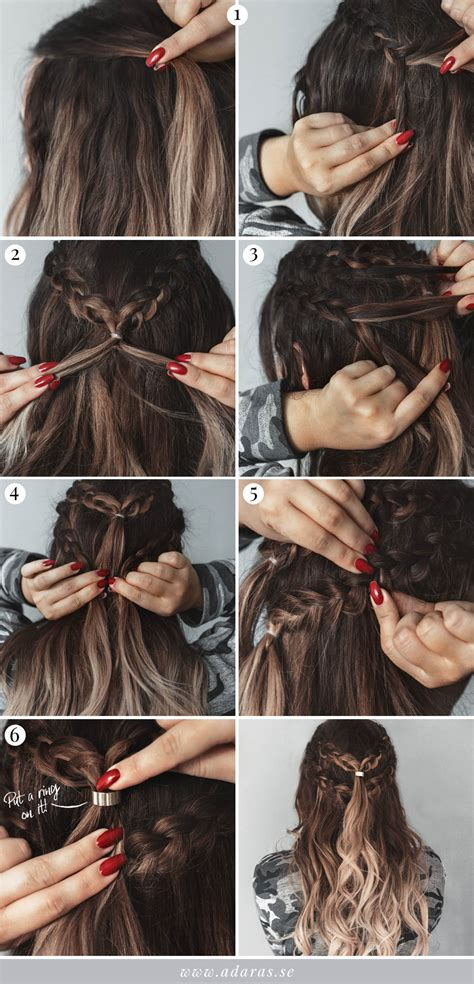 how to do khaleesi braids tutorial khaleesi hairstyle with braids in 6 simple