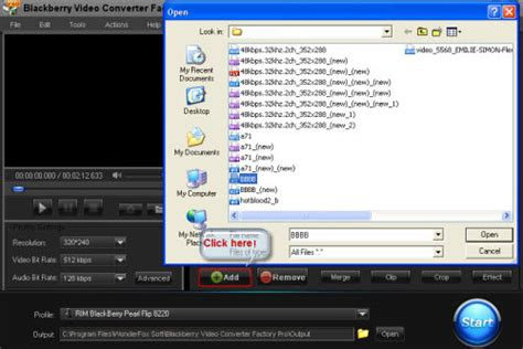format file blackberry how to convert mov to blackberry curve 8900 for mov on the