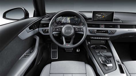 2019 Audi A4 Interior by Audi A4 Sedan Avant Receive Styling Upgrades For 2019